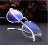 Transparent Clear Myopia Glasses Full-rim eyeglasses Eyewear Women Men Vintage