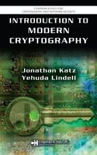 Introduction to Modern Cryptography (2007, Digital, Other)