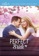 The Perfect Bride 2017 (Hallmark DVD) Pascale Hutton, Kavan Smith - New!