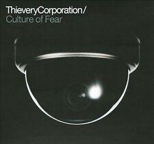 Culture of Fear [Digipak] by Thievery Corporation (CD, Jun-2011, Eighteenth Stre