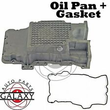 New Replacement Oil Pan Engine Oil Pan & Fel Pro Gasket For Mariner Escape 3.0L