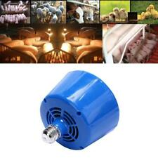 Blue Pet Livestock Piglets Chicken Heat Warm Light Keep Warm Bulb 220V 100-300W~