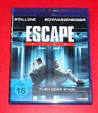 Escape (Stallone, Schwarzenegger) -- Blu-ray