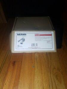 "Nuvo Lighting SF76/685 9.5"" Tall 2-Light Outdoor Flood Light - BLACK"