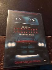 DVD - John Carpenter's: Christine (1999, WS/FS) w/ Chapter Insert RARE & OOP