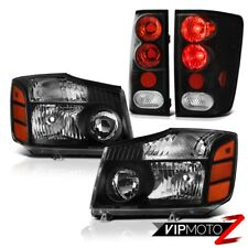 """For 2004-2015 Titan SE Left Right """"Factory Style"""" Headlight Tail Light Assembly"""