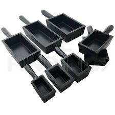 Ingot Mould Casting All Sizes 1,2,3,4,6,8 kg Gold Silver Iron Melting Pour Tool