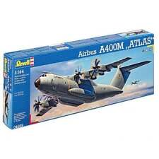 Revell 1:144 Scale Airbus A400M ' Atlas ' Aircraft Kit - 04859