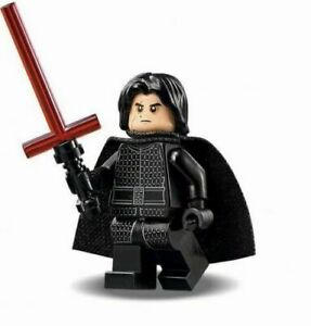 NEW LEGO STAR WARS KYLO REN MINIFIGURE 75179 minifig figure soft cape