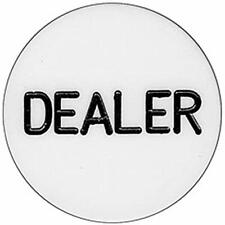 "Professional Dealer Button Casino Buttons Sports "" Outdoors Markers & Equipment"