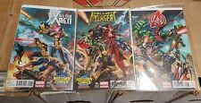 Stan Lee firmado todos los nuevos X-men Uncanny Avengers & Vengadores MIDTOWN COMICS Variante