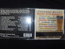 CD CHICAGO BLUES / ROCKIN' AFTER MIDNIGHT /