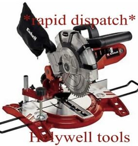 Einhell TC-MS 2112 Single Bevel Cross Cut Mitre Saw - 1600W - Multipurpose Saw
