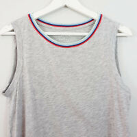ANTHROPOLOGIE | Velvet Womens Sleeveless Top  [ Size S or AU 10 / US 6 ]
