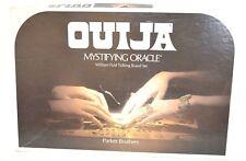 OUIJA Board Game Parker Brothers 1972 Mystifying Oracle William Fuld Original