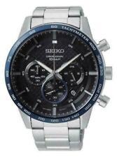 Seiko Gents Chronograph Bracelet  Watch SSB357P1 RRP £250.00 Our Price £174.95