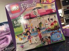 Lego Friends 41007, Heartlake Pet Salon, Box, Instructions, No Missing Pieces