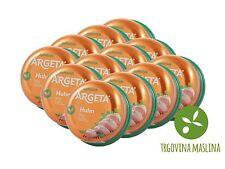 12x Argeta Huhn/Geflügelfleisch Aufstrich 95 g / Kokošja pašteta