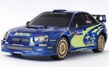 Tamiya 300047372 - 1:10 RC Subaru Impreza WRX 2004 (TT-01E)   Neuware
