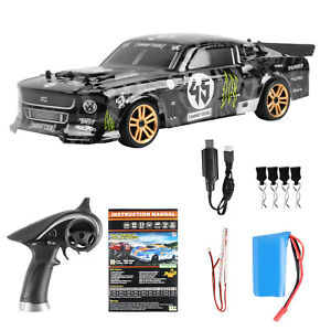 60km/h 1/18 RC High-Speed Drift Racing Car 4WD Off-Road Vehicle Remote Control