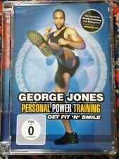 George Jones - Personal Power Training - Get Fit `N`Smile (2007)