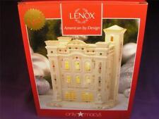 "Lenox Treasures Collection Mistletoe Park Series ""Firehouse Brigade"" New In Box."