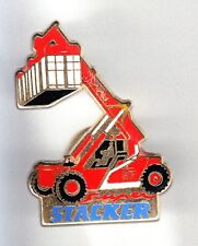 RARE PINS PIN'S .. AGRICULTURE TRACTEUR TRACTOR LEVAGE SUPER STACKER ARTHUS ~BL