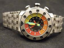 Very Rear for collectors Divers Watch Sector Apnea Titanium Diving Team 300m .