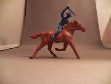 Timmee 70mm Cavalry with Sword Overhead & Binoculars Horse No Saddle