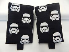 Baby Carrier Dribble Teething Pads Suit Most Carriers - Star Wars Storm Troopers