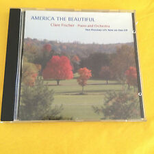 America the Beautiful, Clare Fischer, Audio CD