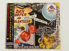 BEN HARPER White Lies For Dark Times TOCP-66884 JAPAN CD w/OBI 15865