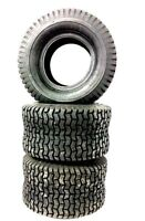 SET OF 3 TIRES SIZE 13X6.50-6 FOR TRACTOR TRAILER HAULING BOAT JET SKI DOLLY