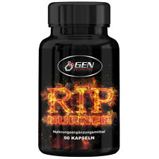 RIP Burner - Extreme USA Fatburner - Fettverbrennung - Vorsicht Starke Wirkung!