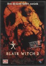 BLAIR WITCH 2 - Das Grauen kehrt zurück - Horror Film DVD