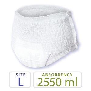 Tendercare-Nateen Large Plus Absorbency Adult Incontinence Pull Up Pants