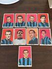 Figurine cartonate EDI EDJ 1961-62 a scelta ampia calciocampioni inter milan ..