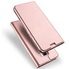 Handy Hülle Samsung Galaxy A5 2017 Book Case Schutzhülle Tasche Slim Flip Cover