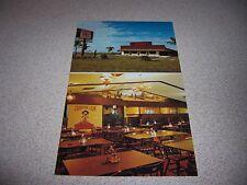 1970s FRONTIER STEAK HOUSE NORTH FORT MYERS FLORIDA FL. VTG POSTCARD