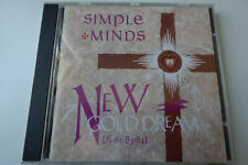 Simple Minds - New Cold Dream - NM (CD)