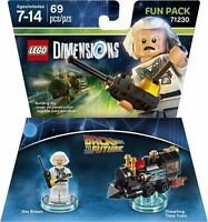 NEW LEGO Dimensions Fun Pack PS4 PS3 Xbox 360 One Wii U