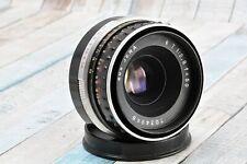 M42  -  70948  Carl Zeiss Jena Tessar  2.8 / 50   Objektiv Lens DDR