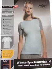 Crane Sportunterhemd funktionall, seamless für Damen Größe M (40/42)