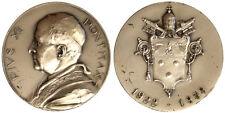 Medaglia Papa Pio XI° Pontifex Maximus 1922 - 1939 #KP451