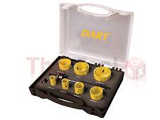 DART 13PC Premium BI - Metallo Cobalto Sega a tazza