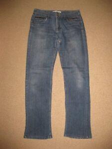 Womens Blue Grae Denim Jeans Size 10