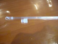 UNILINE WAND WITH HOOK AND KNOB FOR SLIMLINE / MICRO VENETIAN BLIND 750mm LONG