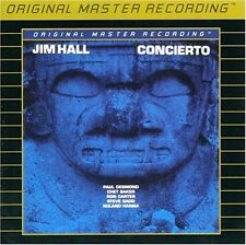 MFSL Hybrid SACD UDSACD-2012: JIM HALL - Concierto - 2003 OOP USA SEALED