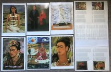HIGHLY COLLECTABLE FRIDA KAHLO POSTERBOOK PRINTS PRINT X 6 ART POSTER POSTERS