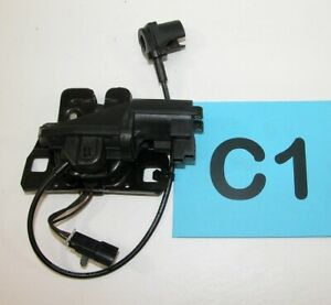 94-96 Impala SS 92-00 Regal 91-97 Cutlass & More Trunk Latch With Release #C1